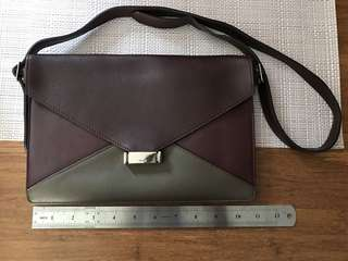 Celine 手袋 clutch bag with removable shoulder strap