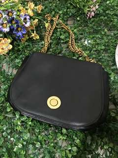 Authetic Celine Paris Coin Flap Chain Bag
