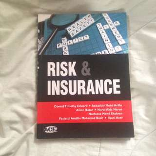 Risk and Insurance - McGraw-Hill - Asian Customized Edition