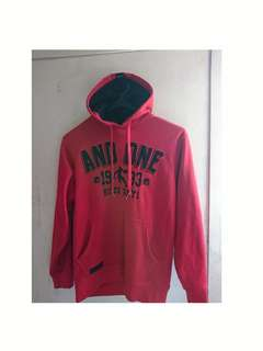 And1 Red Jacket (Unisex)