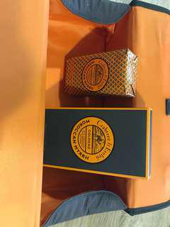 Crabtree & Evelyn Moroccan cologne set