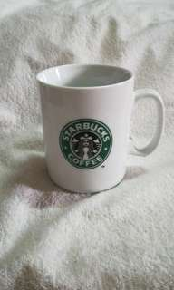 #winsb Original Starbucks Old Logo Ceramic Mug