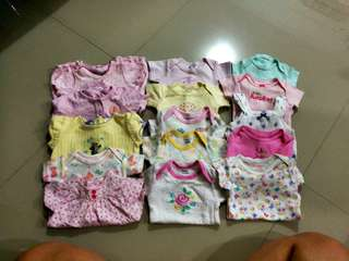 Baby clothes 0-3 & 3-6 months old