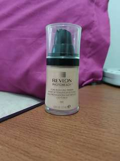 Preloved Primer Revlon Photoready no. 002