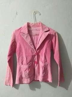 Preloved Pink Blazer