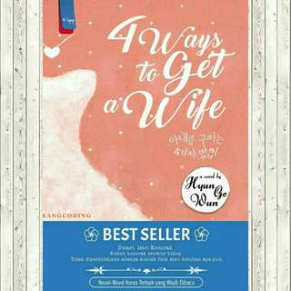 Premium ebook - 4 ways to get a wife