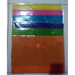 Brand New Folders ($0.60 -$1)