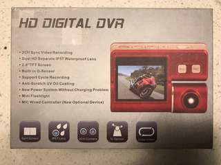 HD Digital DVR Bike Camera