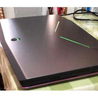 "(二手)Alienware M17 R5 17.3"" Gaming Laptop - i7-4700 