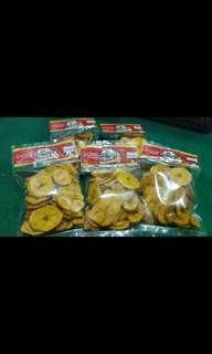 Snack Jajanan Kripik Pisang Manis | Grosir & Satuan