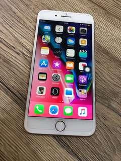 Iphone 8 plus 256 gb like new
