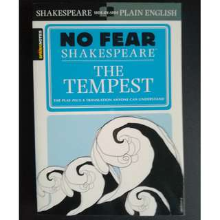 No Fear Shakespeare - The Tempest