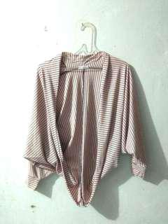 Preloved Stripped Outer