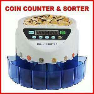 Coin Counter And Sorter Cash On Delivery Policy