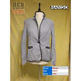 Mango Blazer