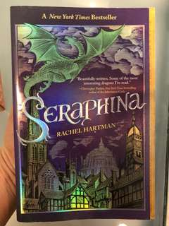 Seraphina (mint condition) - by Rachel Hartman
