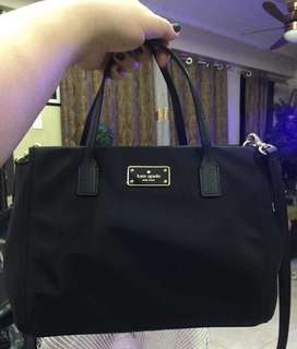 Kate Spade Black Body/Hand Bag