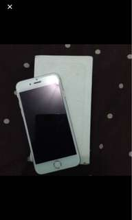 Iphone 6 16gb ex inter gray