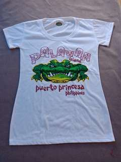 Palawan Souvenir Shirt New