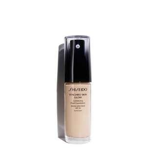 Shiseido Synchro Skin Luminizing Liquid Foundation