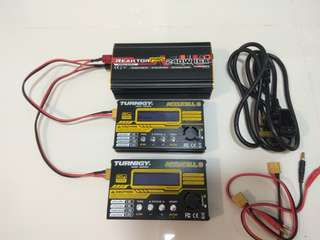 Duo lipo battery charger