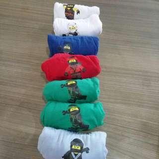 Celana Dalam Ninja Go - Merek H nM
