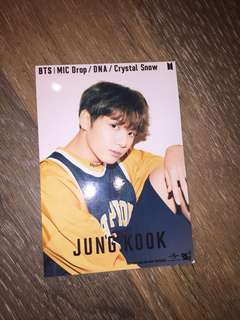 Jungkook Crystal Snow Pc