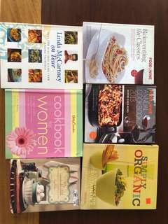 CookBooks 129 each