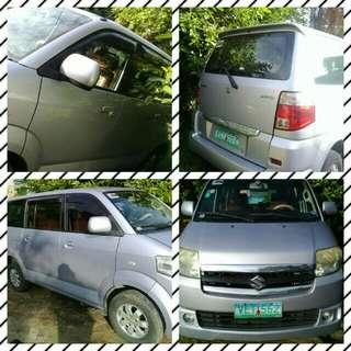Rush sale !! Suzuki APV