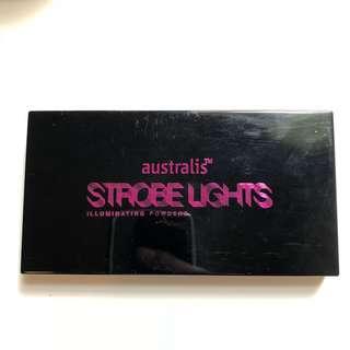 Australis Strobe Lights highlighting palette