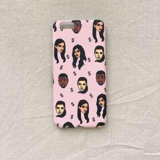 Kardashians iPhone 6 Hardcase by Rabbitjunk