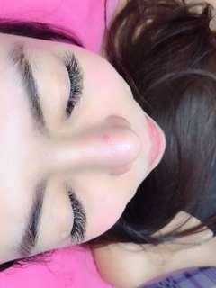 Eyelashes Extensions homebased housecalls