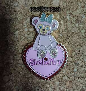 香港廸士尼盲罐Duffy & Friends ,Shelliemay pins trading