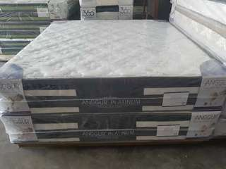13inch pocket spring mattress for clearance stock