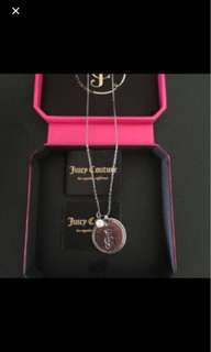 Juicy couture necklace authentic