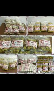 WELCOMING WHOLESALERS AND RESELLERS: DAVID'S TEA HOUSE DIMSUM SUPPLIES
