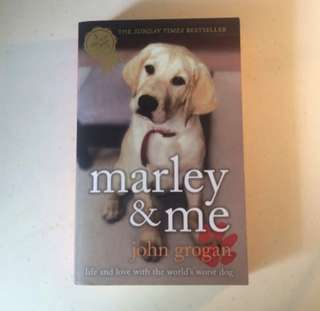 Marley and Me by Josh Grogan
