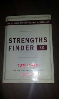 Book Strengths Finder 2.0