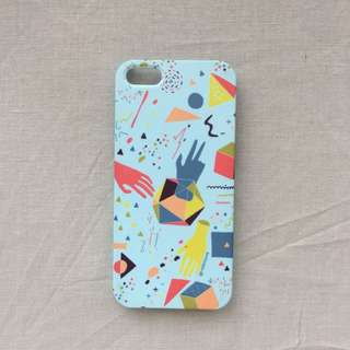 La Chimie iPhone 5 Hardcase by Rabbitjunk