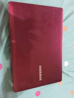 Laptop samsung ultrabook