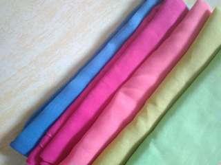 kerudung warna warni ( take all )