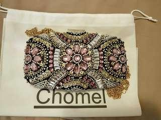 Chomel evening clutch