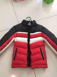 Wintertime jacket