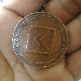 Koin bri tahun 1895