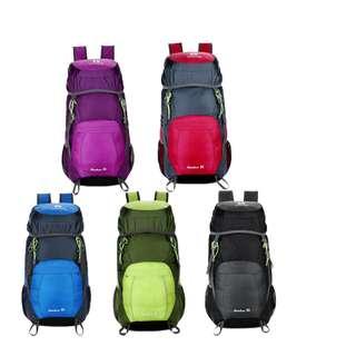 Buy 1 Take 1 Waterproof Hiking Travel Backpack Bag
