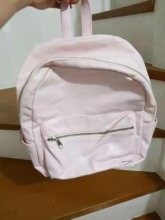 Bagpack pink