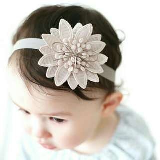 Sweet Sun Flower Hairrware Floral Headband Cute Newborns Baby Girl
