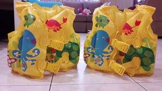 INTEX swimming floats (RM25 each)