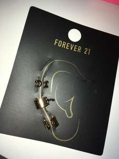 Forever 21 Ear Cuffs