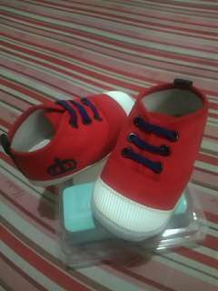 Baby shoes 4